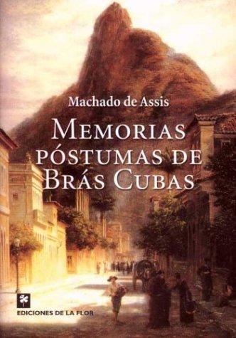 Memórias Póstumas de Brás Cubas, clássico de Machado de Assis
