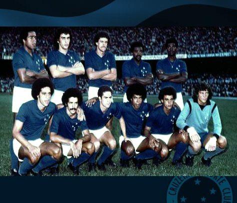 Os campeões da América: time campeão em 1976