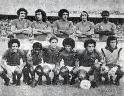 Time celeste em 1976
