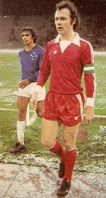 Cruzeiro x Bayern em 1976